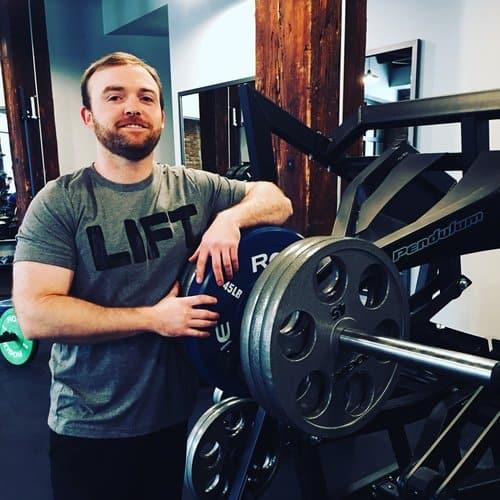 Kyle Slaven - Strength Coach